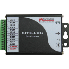 LPV-1 SITE-LOG Voltage and Temperature Data Logger