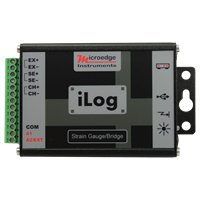 Strain Gauge Data Logger