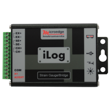 iBG iLog Strain Gauge/Bridge Data Logger