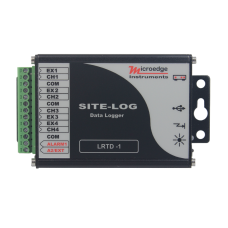 LRTD SITE-LOG Resistance Temperature Detector Data Logger