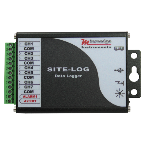 LFC SITE-LOG Current and Temperature Data Logger