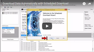 Download Data Video Tutorial